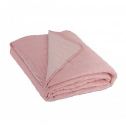 Nef-Nef Κουβερλί Υπέρδιπλο 220x240 Bicolor-19 D.Pink - L.Pink