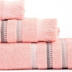 Nef-Nef Σετ Πετσέτες 3τμχ Limit Pink