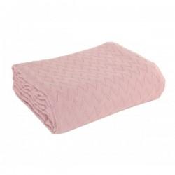 Nef-Nef Summer 19 Κουβέρτα Πικέ Υπέρδιπλη 230x240 Dusty Pink