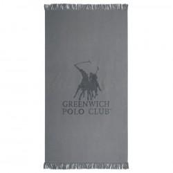 Greenwich Polo Club  Πετσέτα Θαλάσσης Essential Beach 3528 Cotton  (80x160)
