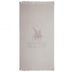 Greenwich Polo Club  Πετσέτα Θαλάσσης Essential Beach 3529 Cotton  (80x160)