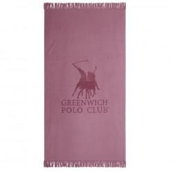 Greenwich Polo Club  Πετσέτα Θαλάσσης Essential Beach 3531 Cotton  (80x160)