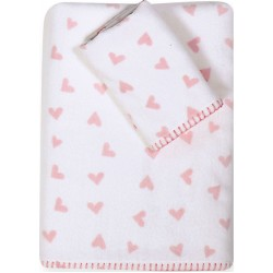 Nef-Nef Σετ Πετσέτες Bunny Ladies Pink 2τμχ