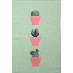 Nef-Nef Ποτηρόπανο Cactus Green 40x60cm