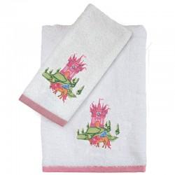 Παιδικές Πετσέτες (Σετ 2τμχ) Das Home Kid Line 4701