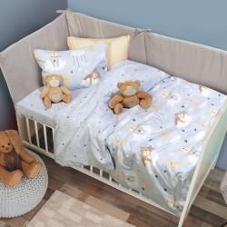 Das baby 6554 Σετ Σεντονια Baby Fun 120x170