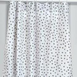 Kentia Κουρτίνα Μπάνιου 180x180 Dots