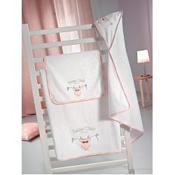 Βρεφικές Πετσέτες Σετ Audrey Saint Clair Σετ Πετσέτες - 40x60cm