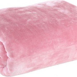 Nef-Nef Loft Κουβέρτα Βελουτέ Μονή 160x220 Pink