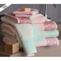 Πετσέτα Σετ 3 Τεμ. Bloss Mint Nef-Nef Σετ Πετσέτες