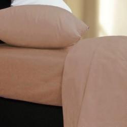 Σεντόνι Μονό Nef-Nef Basic Brown 170x270