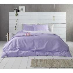 Nima Σετ Σεντόνια Υπέρδιπλα 240x260 Fade Lilac