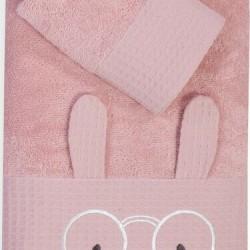 Nef-Nef Πετσέτα Προσώπου/Χεριών Fashion Baby 2τμχ