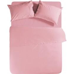 Nef-Nef Σεντόνι Υπέρδιπλο 240x270 Basic 1011 Pink