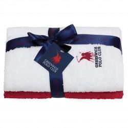 Πετσέτες Προσώπου (Σετ 2τμχ) Polo Club Essential 2506 50x90