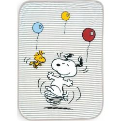 Nef-Nef Κουβέρτα Κούνιας Snoopy World 100x140cm
