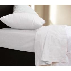 Nef-Nef Σεντόνι Υπέρδιπλο 240x270 Basic 200 White