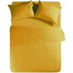 Nef-Nef Σεντόνι Υπέρδιπλο 240x270 Basic 1153 Yellow