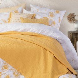Nef-Nef Cool Κουβέρτα Πικέ Μονή 160x240 Yellow
