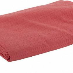 Nef-Nef Loft Κουβέρτα Βελουτέ Μονή 160x220 Coral