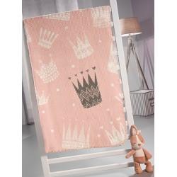 Saint Clair Κουβέρτα Πικέ Crown 160x220