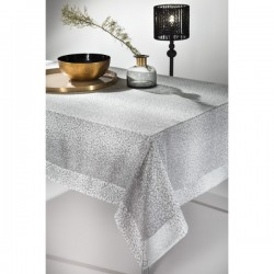 Guy Laroche Τραπεζομάντηλο 160x220 coctail silver