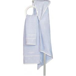 Σετ Βρεφικές Πετσέτες (2τμχ)  Guy Laroche Heaven Light Blue 2τμχ