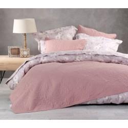 Nef-Nef Κουβερλί Υπέρδιπλο 240x220 Velvet Veil Pink