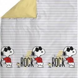 Nef-Nef Κουβερλί Snoopy Rockstar 180x220cm