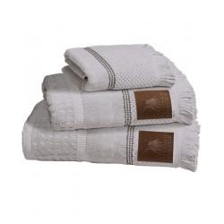 Πετσέτες Σετ Essential Towel 2532 Jacquard Cotton Polo Club